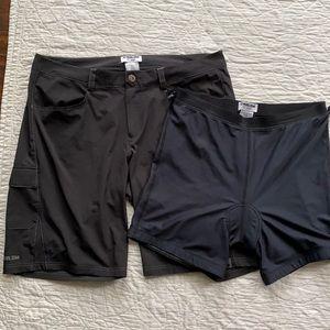 Pearl Izumi Cycling Shorts